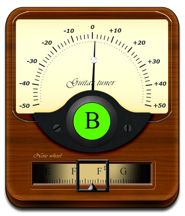 microphone guitar tuner online free